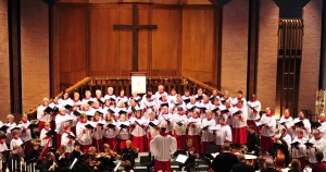 Second Presbyterian Church choir performs Ein Deutsches Requiem in 2013