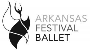 Arkansas Festival Ballet logo