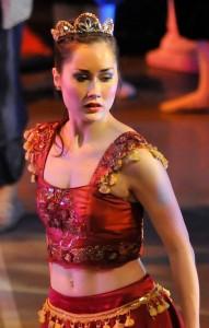 AFB dancer Allison Stearns