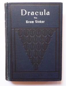 Bram Stoker's novel, Dracula