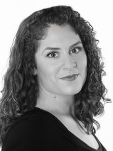 Praeclara mezzo-soprano Rachel Kamphausen