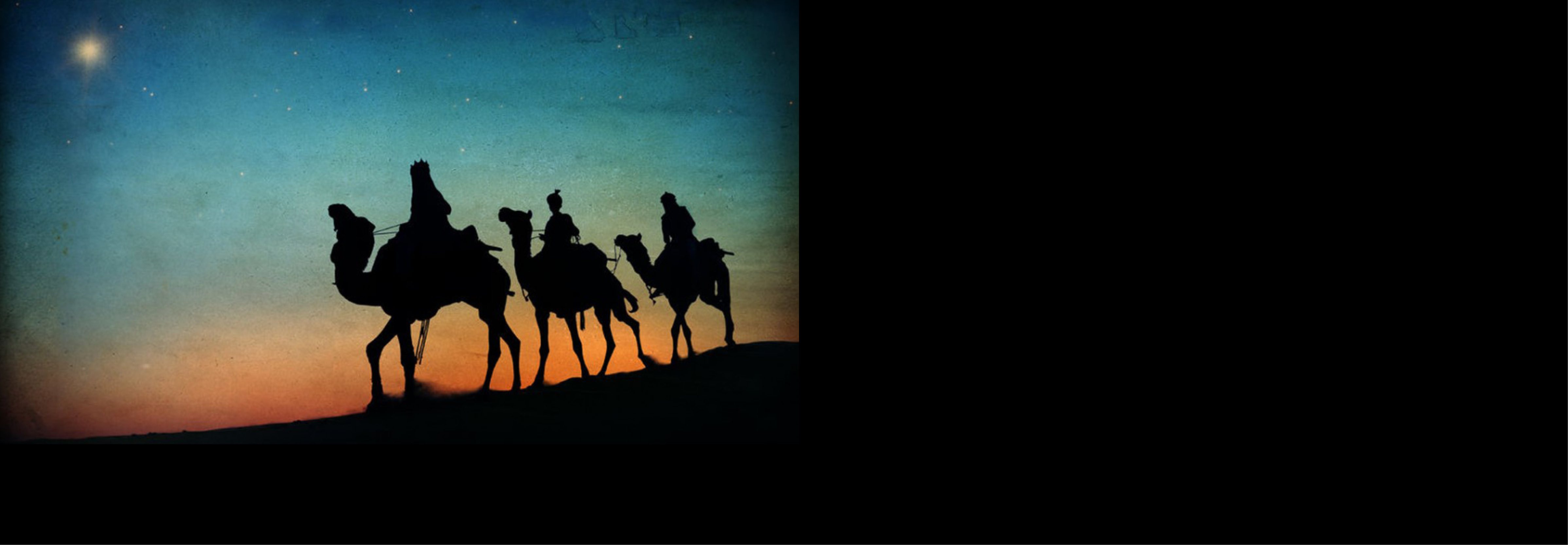 Dec. 7 - 9: Amahl and the Night Visitors