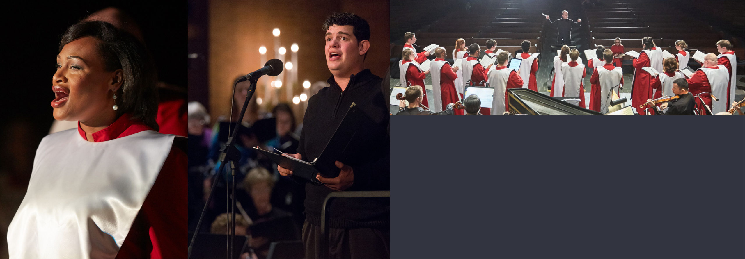 Sacred choral music series